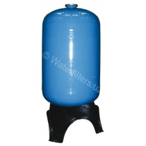 30x72 (3072) Pressure vessel, top-bottom 4'' with base 4''-4''